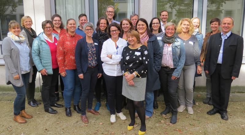Die Koordinatorinnen und Koordinatoren der dualen Studiengänge der bayerischen Hochschulen