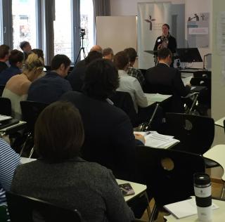 Eröffnungsvortrag von Prof. Dr. Carolin Freier, EVHN