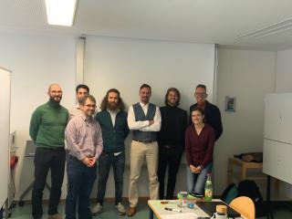Kick-off Workshop des Evaluationsprojektes mit dem Nürnberger Bildungsträger co-check